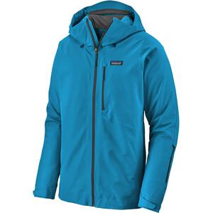Patagonia Powder Bowl Jacket Herr balkan blue balkan blue