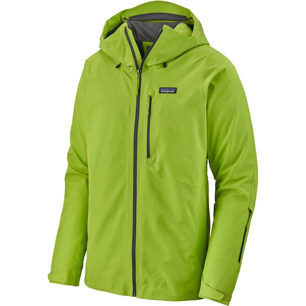 Patagonia Powder Bowl Jacket Herr peppergrass green