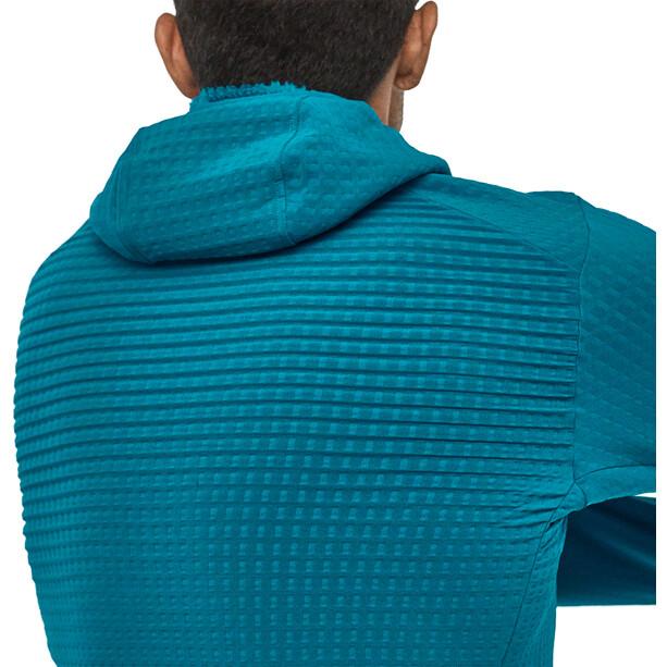 Patagonia R2 TechFace Hoody Herr balkan blue
