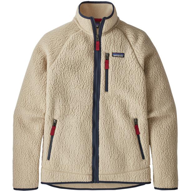 Patagonia Retro Pile Jacket Men El Cap Khaki