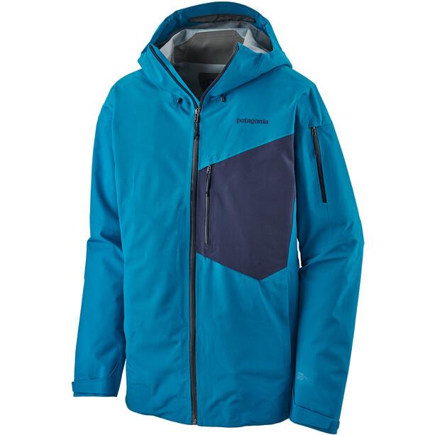 Patagonia SnowDrifter Jacket Herr balkan blue