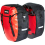 Red Cycling Products Urban Twin Gepäckträgertasche red