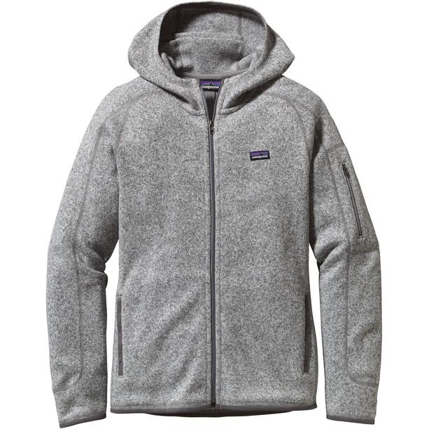 Patagonia Better Sweater Hoody Dam Birch White