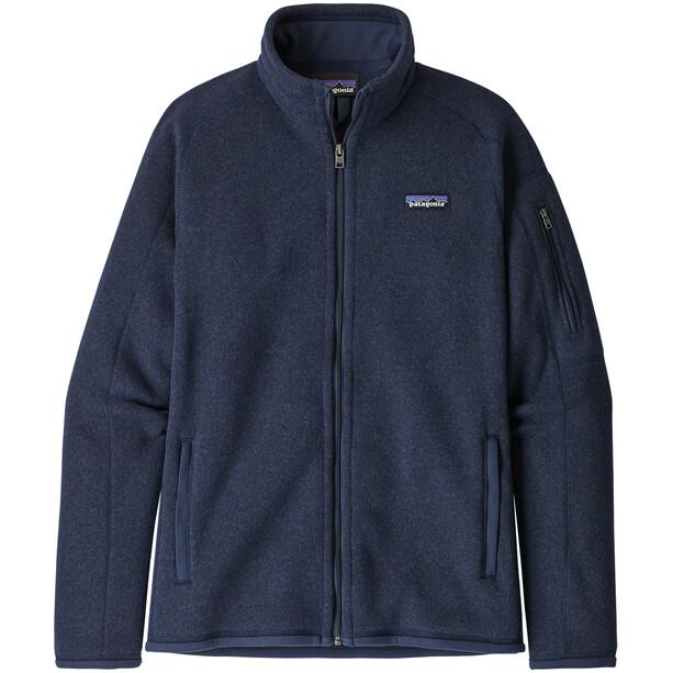 Patagonia Better Sweater Jacket Dam blå