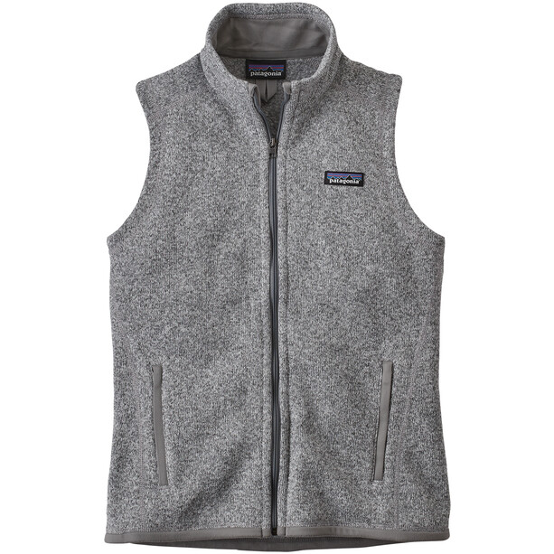 Patagonia Better Sweater Vest Dam Birch White