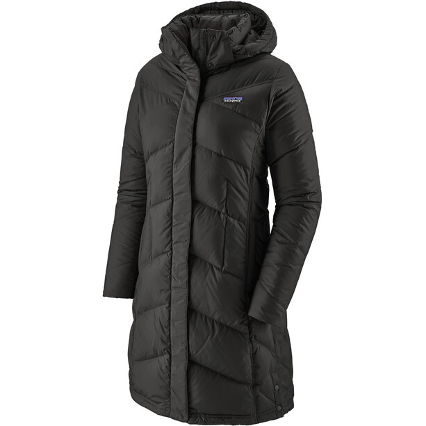 Patagonia Down With It Parka Dam Black