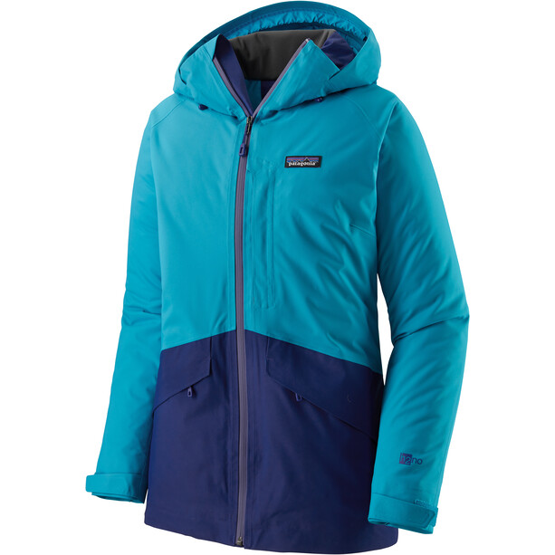Patagonia Snowbelle Insulated Jacket Dam Curacao Blue