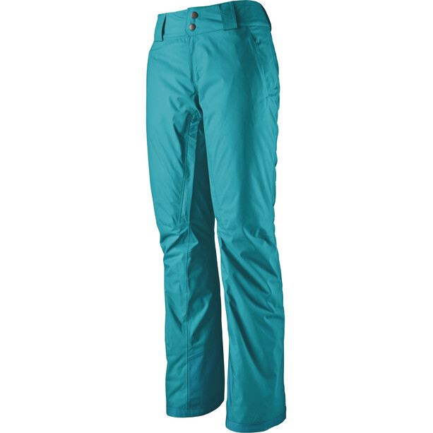 Patagonia Insulated Snowbelle Pants Dam curacao blue
