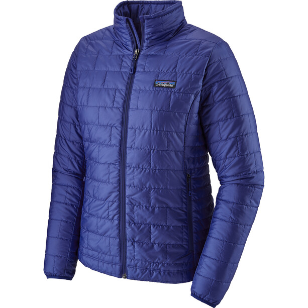 Patagonia Nano Puff Jacket Dam Cobalt Blue w/Cobalt Blue Cobalt Blue w/Cobalt Blue
