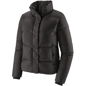 Patagonia Silent Down Jacket Dam Black Black