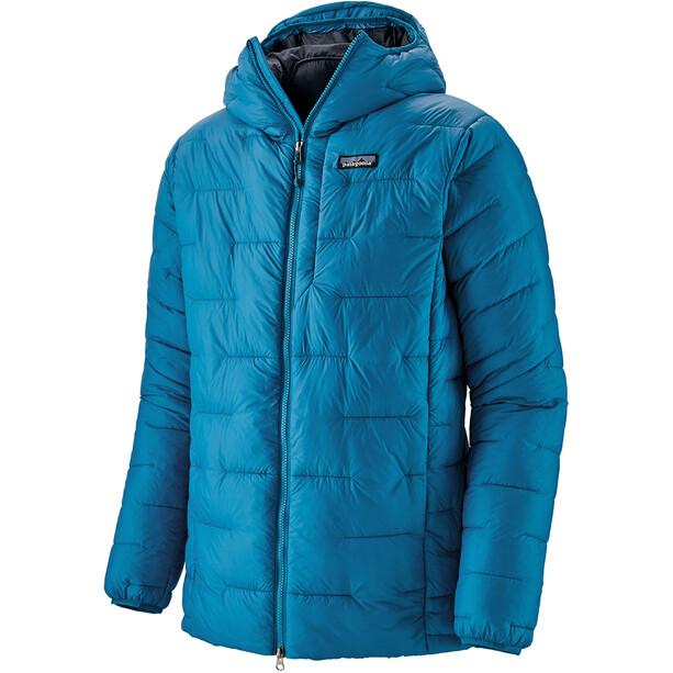 Patagonia Macro Puff Hoody Herr balkan blue