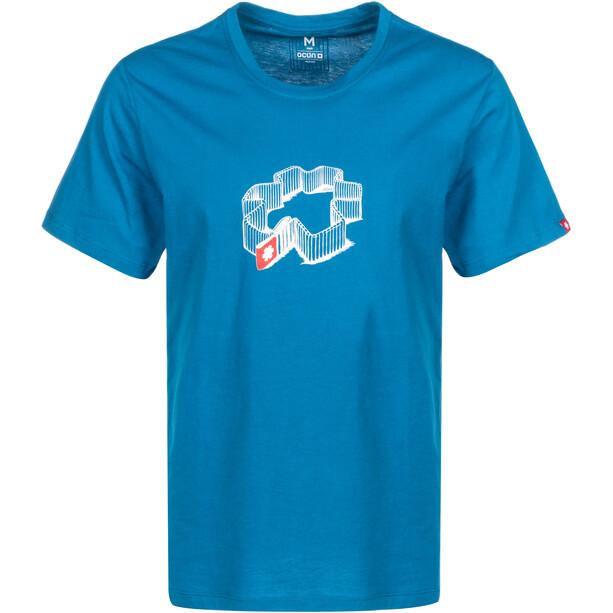 Ocun Sling T-Shirt Herren blau