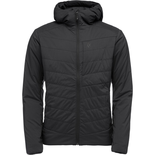 Black Diamond First Light Stretch Hoody Herr Black