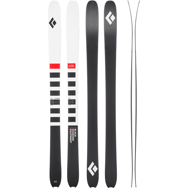 Black Diamond Helio Recon 95 Skis