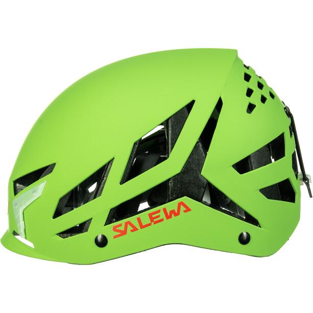 SALEWA Vayu Helm green