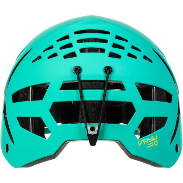 SALEWA Vayu Helm turquoise