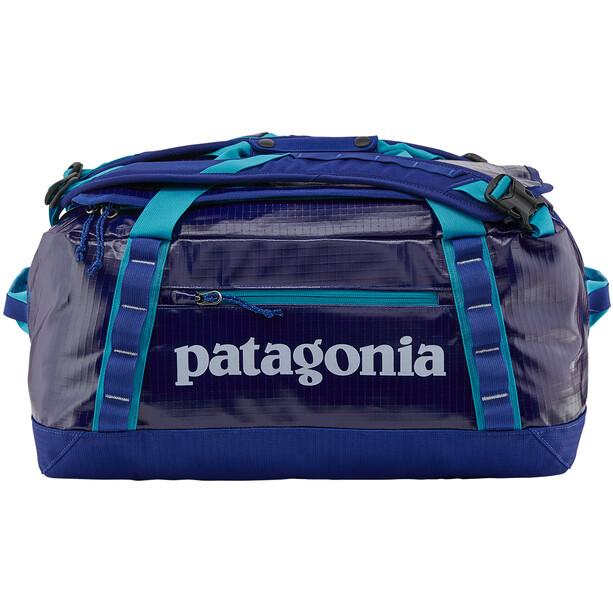 Patagonia Black Hole Duffel Bag 40l cobalt blue