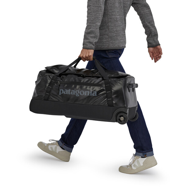 Patagonia Black Hole Duffel Bag mit Rollen 70l schwarz