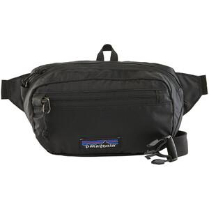 Patagonia Ultralight Black Hole Mini Hüfttasche schwarz schwarz