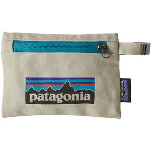 Patagonia Zakje met Rits S, beige/bont beige/bont