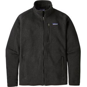 Patagonia Better Sweater Jacke Herren schwarz schwarz