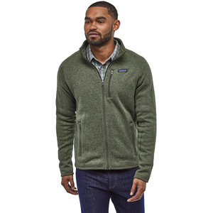 Patagonia Better Sweater Jacke Herren industrial green industrial green