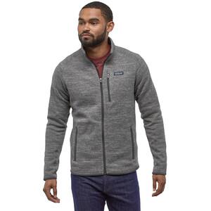 Patagonia Better Sweater Jacke Herren nickel nickel
