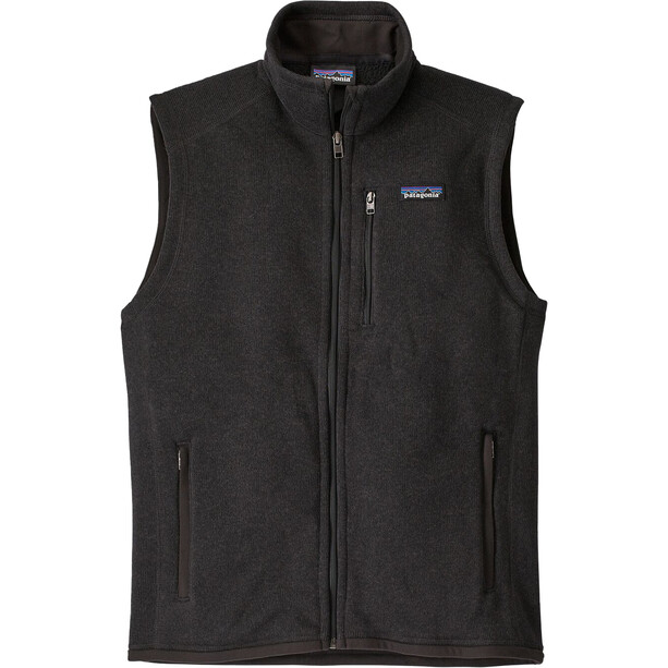 Patagonia Better Sweater Weste Herren schwarz