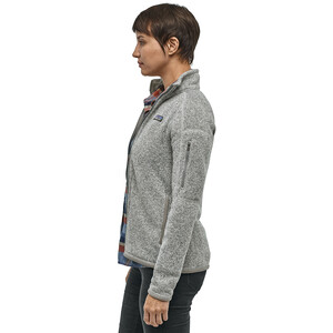 Patagonia Better Sweater Jacke Damen birch white birch white