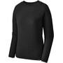 Patagonia Capilene Air Langarm Rundhalsshirt Damen black