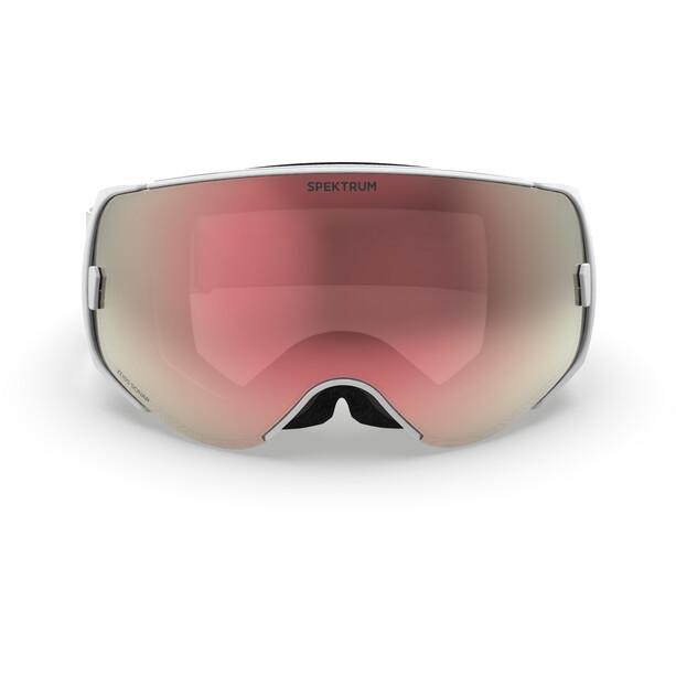 Spektrum Skutan White Line Brille optical white