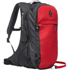 Black Diamond Jetforce Pro Avalanche Backpack 25l röd röd