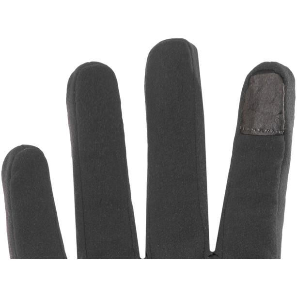 Black Diamond Lightweight Softshell Gloves Smoke