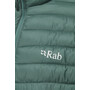 Rab Cirrus Flex Jacke Herren bright arctic/pine
