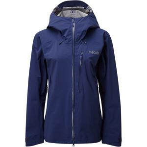 Rab Firewall Jacke Damen blau blau