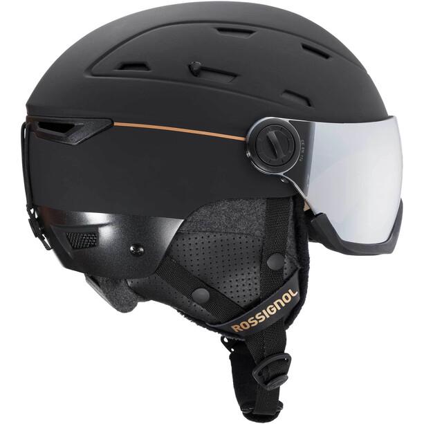 Rossignol Allspeed Visor Impacts Helm Damen black