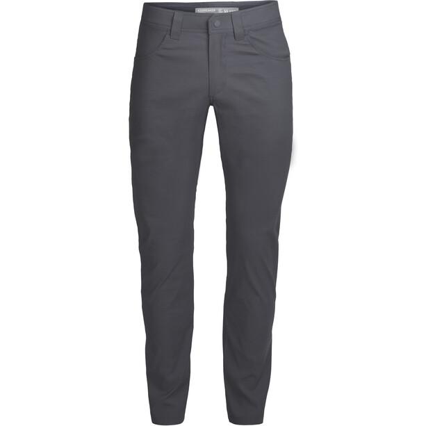 Icebreaker Persist Pantalons Homme, gris