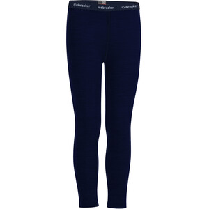 Icebreaker 260 Tech Leggings Kinder midnight navy midnight navy