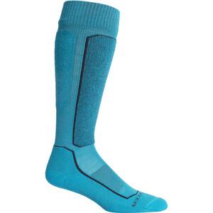 Icebreaker Ski+ Light OTC Socken Damen arctic teal arctic teal