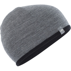 Icebreaker Pocket Mütze grau grau