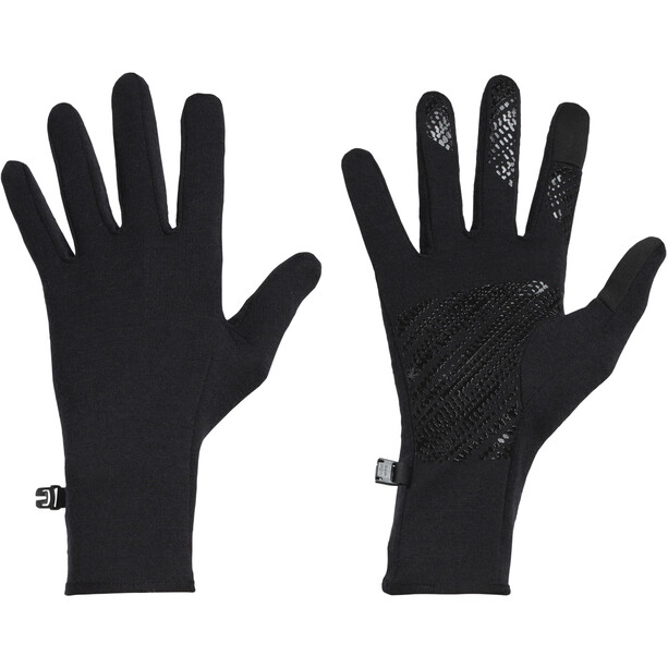 Icebreaker Quantum Handschuhe black