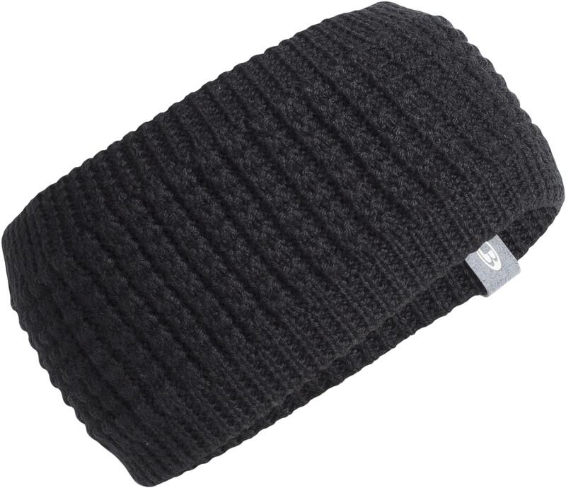 Icebreaker Affinity Stirnband black Stirnbänder One Size 103373010-OS