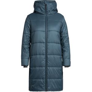 Icebreaker Collingwood 3Q Hooded Jacket Dam Nightfall Nightfall
