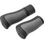 Mounty Wing-Grips SF Ergo-Griffe schwarz/grau
