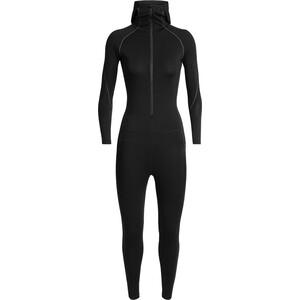 Icebreaker 200 Zone One Sheep Suit Dam Black Black