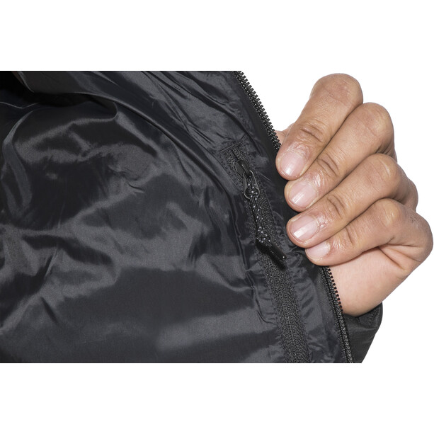 Icebreaker Hyperia Hooded Jacket Herr Black