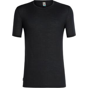 Icebreaker Solace SS Crewe Shirt Herr black black