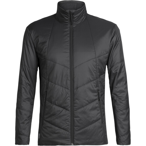 Icebreaker Helix Jacket Herr Black