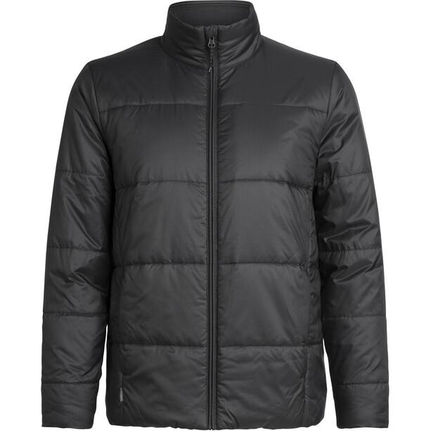 Icebreaker Collingwood Jacket Herr Black