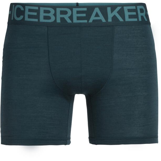 Icebreaker Anatomica Zone Boxers Herr nightfall/blue spruce